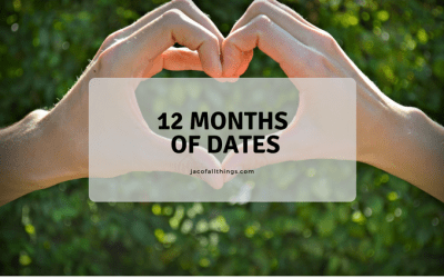 12 Months of Dates – Date Night Gift Idea