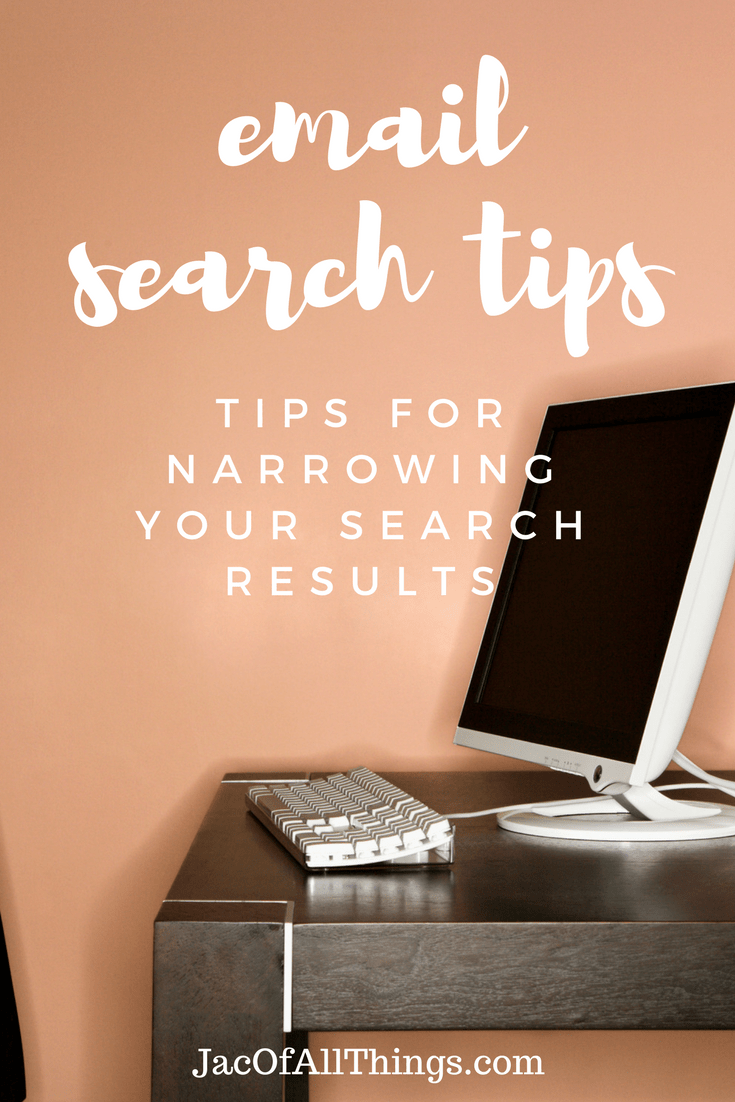 How to narrow your email search and find emails when basic email search isn't enough. Learn how to search your email using specific keywords on Gmail, Outlook, and Yahoo Mail. Free printable with search keywords.