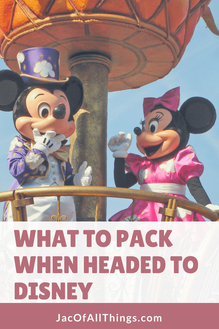 Are you traveling to Disney World with your family? Learn what to pack for the whole family with the ultimate essential packing list. Contains must-have items for babies, toddlers, kids, and adults so you can enjoy your trip and not worry about forgetting something at home.