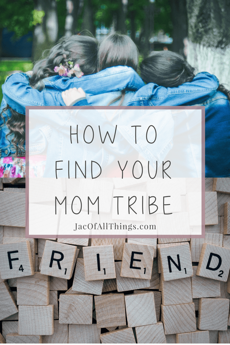 Being a new mom can be the loneliest time of your life. Finding a mom tribe is SO important. Read more to learn how to make friends as an adult, and tips to build a friendship and relationship with other moms. (Even if you are an introvert!)