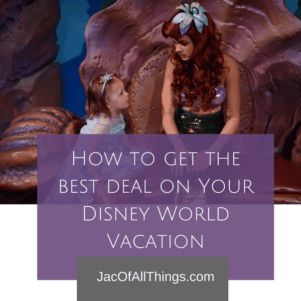 Learn how we planned a trip for our family of four to Walt Disney World for under $1850! (Including a 6 day stay at a deluxe resort, four-day park tickets, and airfare!) Read more on how you can save money on your next Disney vacation and do Disney World on the cheap! All the tips and tricks to save money, get the best discounts and deals, and do Disney World on a reasonable budget! Make sure you get the best deal on your vacation and plan a fun trip for the family without going broke!