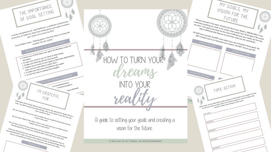 Turn your goals into reality! Access your free goal setting worksheets for adults now! Learn how to set goals for all areas of your life and tips to achieve your goals. Simple free printable goal setting template for 20 areas of your life (personal, financial, career and more.) Use this planner to identify your goals and ideas, learn more about yourself and track progress. Think about where you want to be in five years and make a five-year plan that will actually come true.