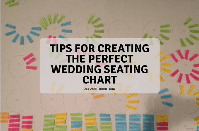Are you planning a wedding? Putting together a wedding seating chart can be like a jigsaw puzzle. Read more on the easiest way how to make a wedding seating chart and for tips to seat your guests. Use this simple method to track RSVPs as they come in and assign guests to tables.