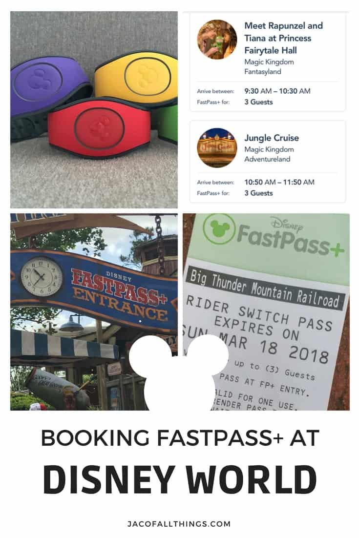 The ultimate guide on how to book FastPass+ reservations for Disney World. Includes insider tips, hacks, and secrets to reserve FastPasses for the most difficult attractions at Magic Kingdom, Epcot, Animal Kingdom, and Hollywood Studios. How to combine FastPass+ with Rider Switch to get even more for the family. #disney #disneyworld #fastpassreservations #tips