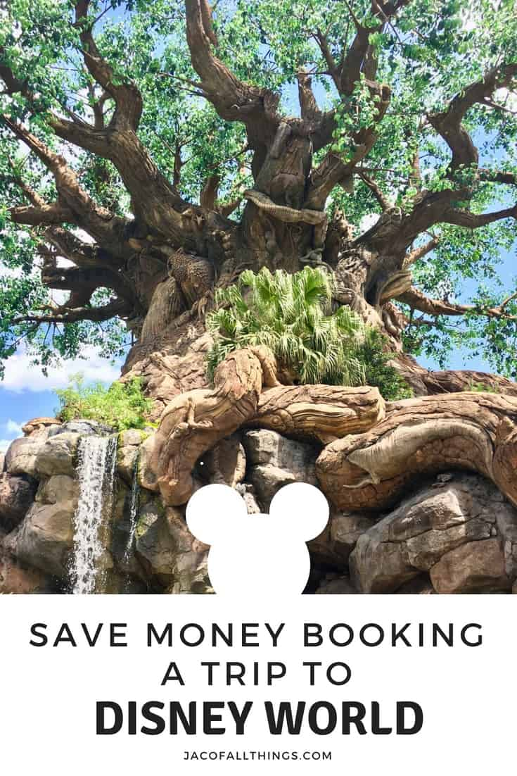 Learn how we planned a trip for our family of four to Walt Disney World for under $1850! (Including a 6 day stay at a deluxe resort, four-day park tickets, and airfare!) How you can save money on your Disney vacation and do Disney World on the cheap! Tips and tricks to save money, get the best discounts and deals, and do Disney World on a reasonable budget! Plan a fun trip for the family without going broke! #disneyworld #disney