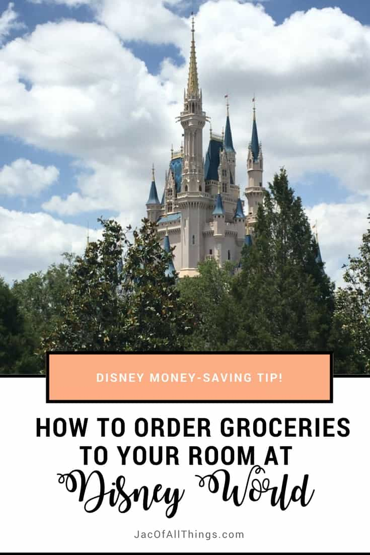 Ordering groceries to your resort at Disney World is one of the easiest ways to save money on a Disney World vacation! Learn all the options available to you to order food to your room and the pros and cons to each option! Including Amazon Prime Now, Garden Grocer, Instacart, WeGoShip, and Shipt! Tons of tips!