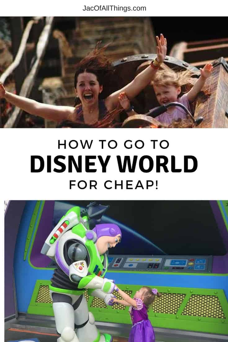 Read all the tips and tricks to save money, get the best discounts and deals, and do Disney World on a reasonable budget! Save money on your next Disney World vacation! Learn how we planned a trip for our family of four to Walt Disney World for under $1850! (Including a 6 day stay at a deluxe resort, four-day park tickets, and airfare!) Plan a fun trip for the family without going broke! Disney World on the Cheap! #disney #disneyworld #deals