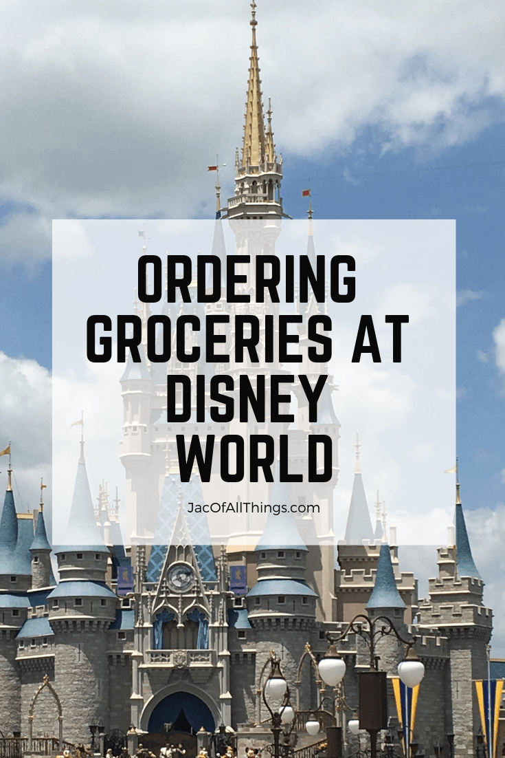 Everything you need to know about ordering groceries to your hotel room at Disney World. A comparison of Amazon Prime Now, Garden Grocer, WeGoShop, InstaCart, and Shipt. Save money on your Disney trip and order food to your room! #disneybound #disneyworld #disney