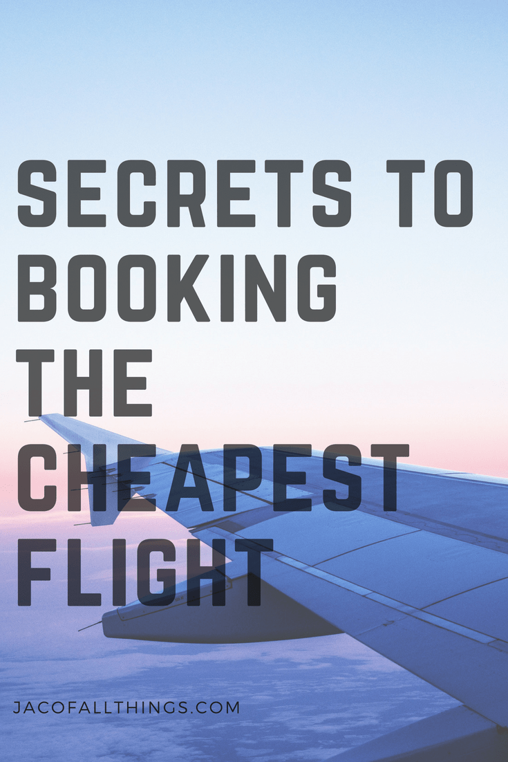 The best booking flight tips! Learn money saving tips for cheap travel. The top secrets and hacks for airline tickets so you can save money on your next trip. #cheaptravel #traveltips