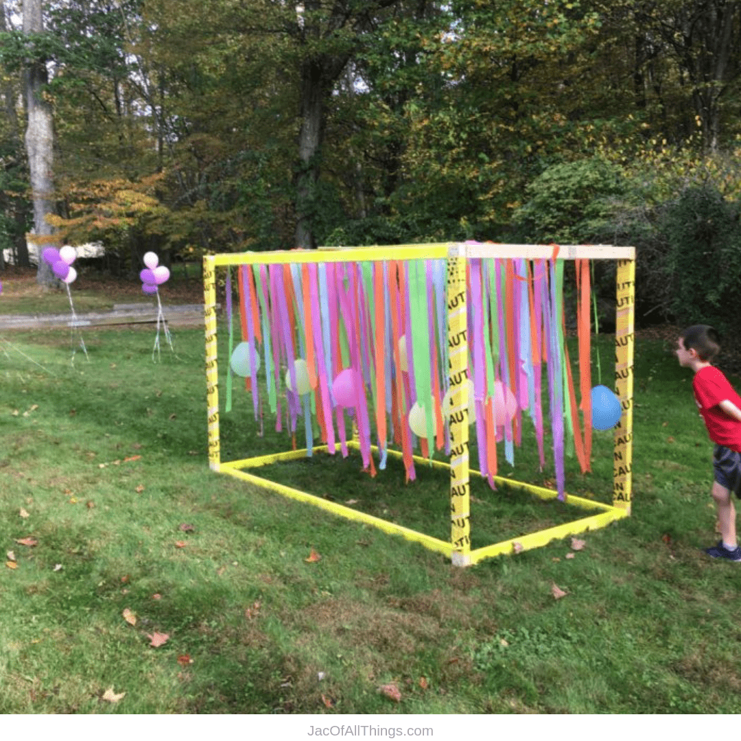 Backyard Obstacle Course Ideas - electroshock