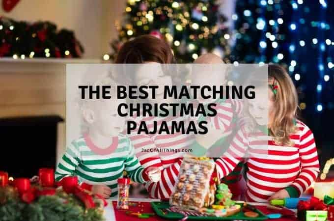 The Best Family Matching Christmas Pajamas for 2019