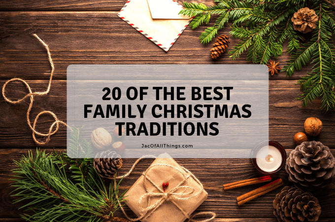 20 of the Best Family Christmas Traditions