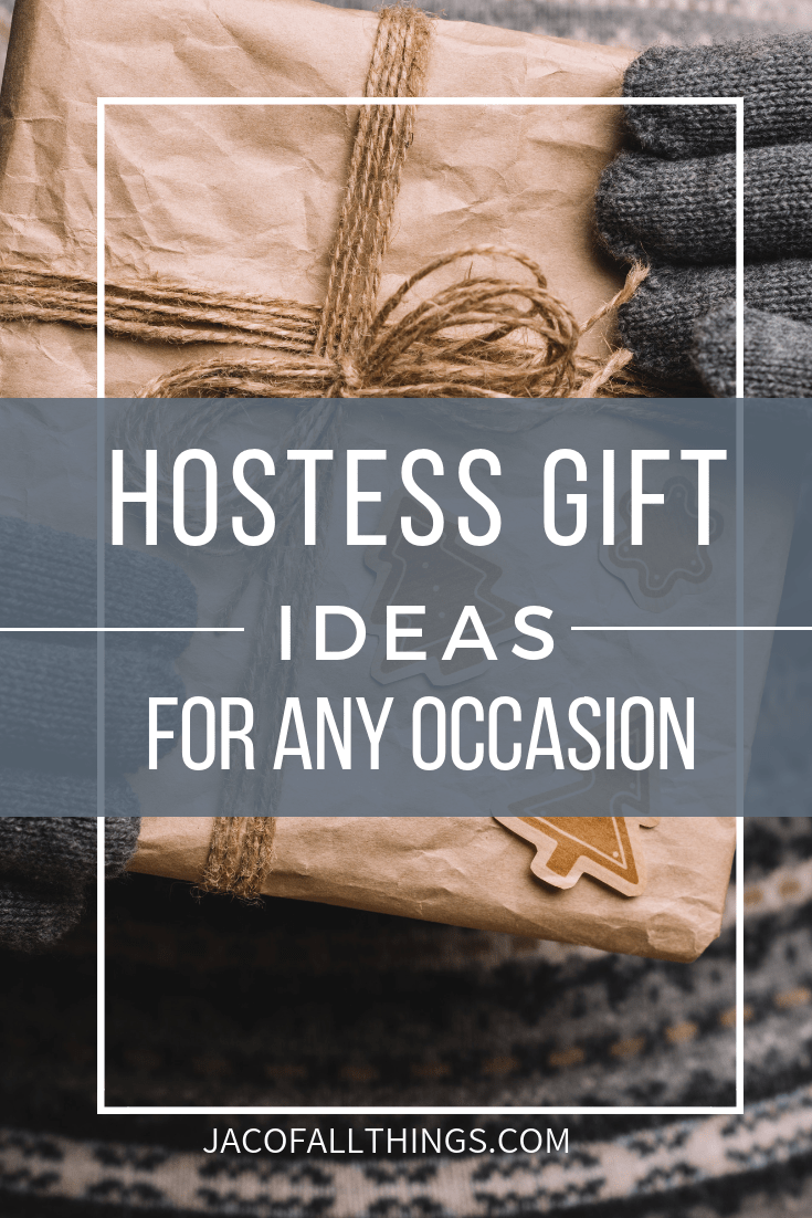 It's always a nice treat to show your appreciation by bringing a hostess gift to a party or get-together. So next party, wow your host with one of these hostess gift ideas (all under $25!) You can find everyday gift ideas, Thanksgiving hostess ideas, and Christmas hostess ideas.