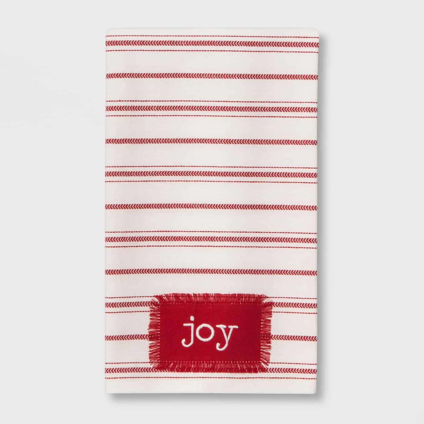 Target Joy Holiday Towel Christmas Hostess Gift