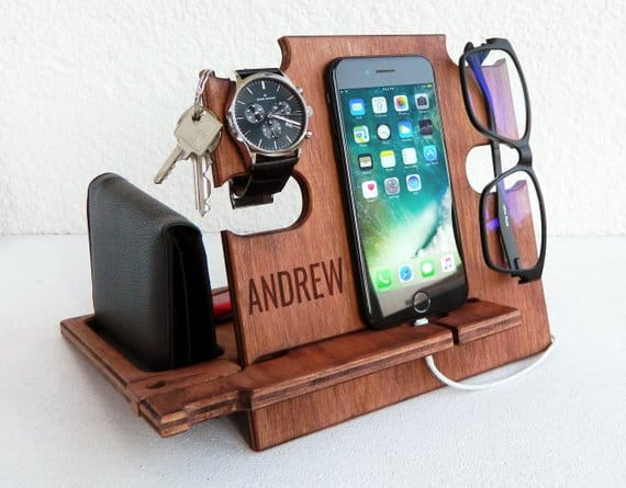This docking station is the perfect Valentine's Day Gift for him.