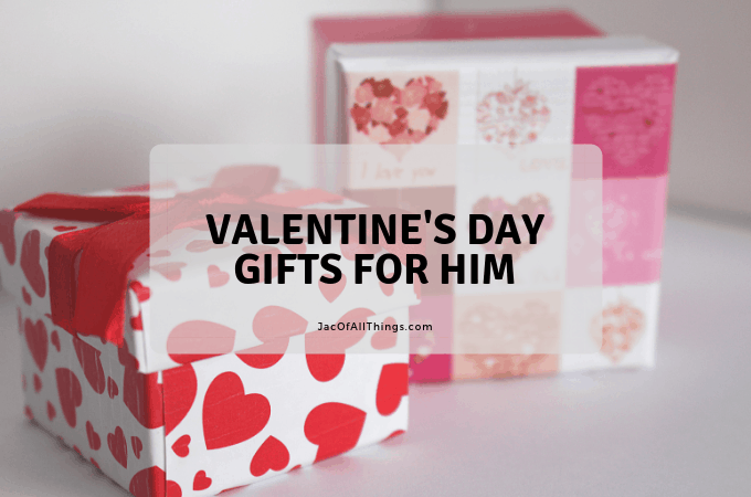 Are you looking for the perfect Valentine's Day gift for the special man in your life? Search no further! Read this ultimate list of Valentine's Day gift ideas for him! Perfect for your husband, boyfriend or other special man! #valentinesday #giftideasforhim #giftideas