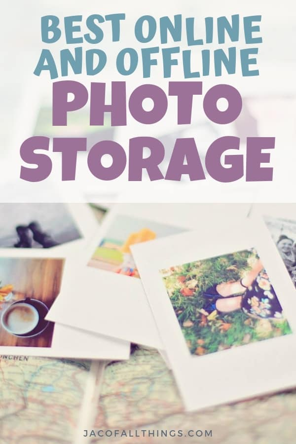 Best online and offline photo storage options