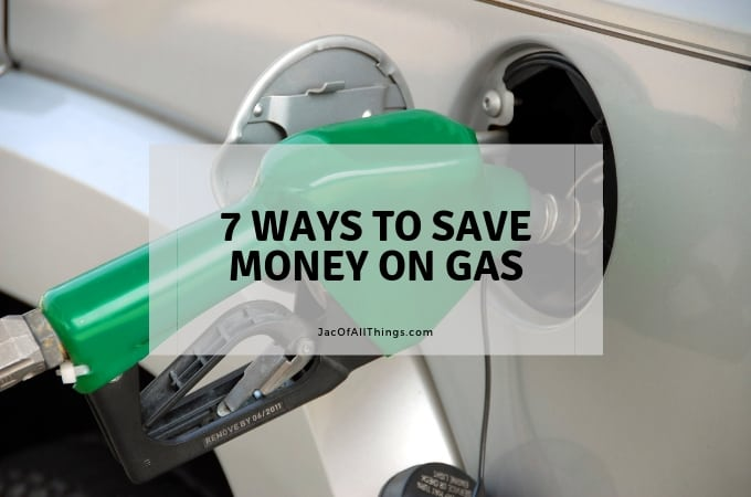 7 Ways to Save Money on Gas
