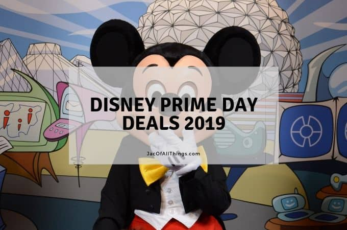 Disney prime day deals