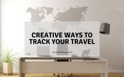 Creative Ways to Track Travel
