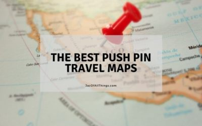 Push Pin Travel Maps That You Need Now to Track Your Travel