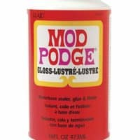 Mod Podge Waterbase Sealer, Glue and Finish (16-Ounce), CS11202 Gloss Finish