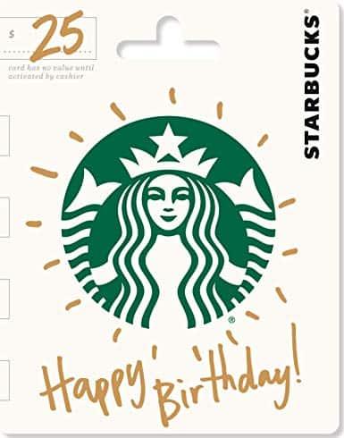 Starbucks Gift Card and Mug