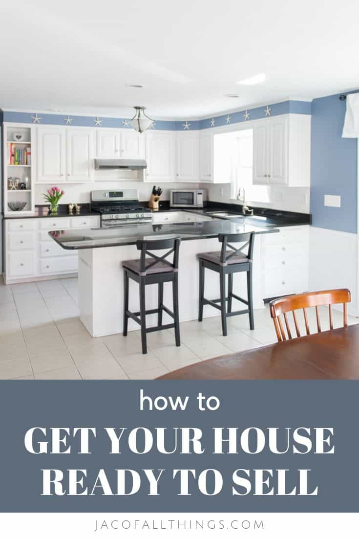 Get your home ready to sell! This checklist will walk you through the home selling process.