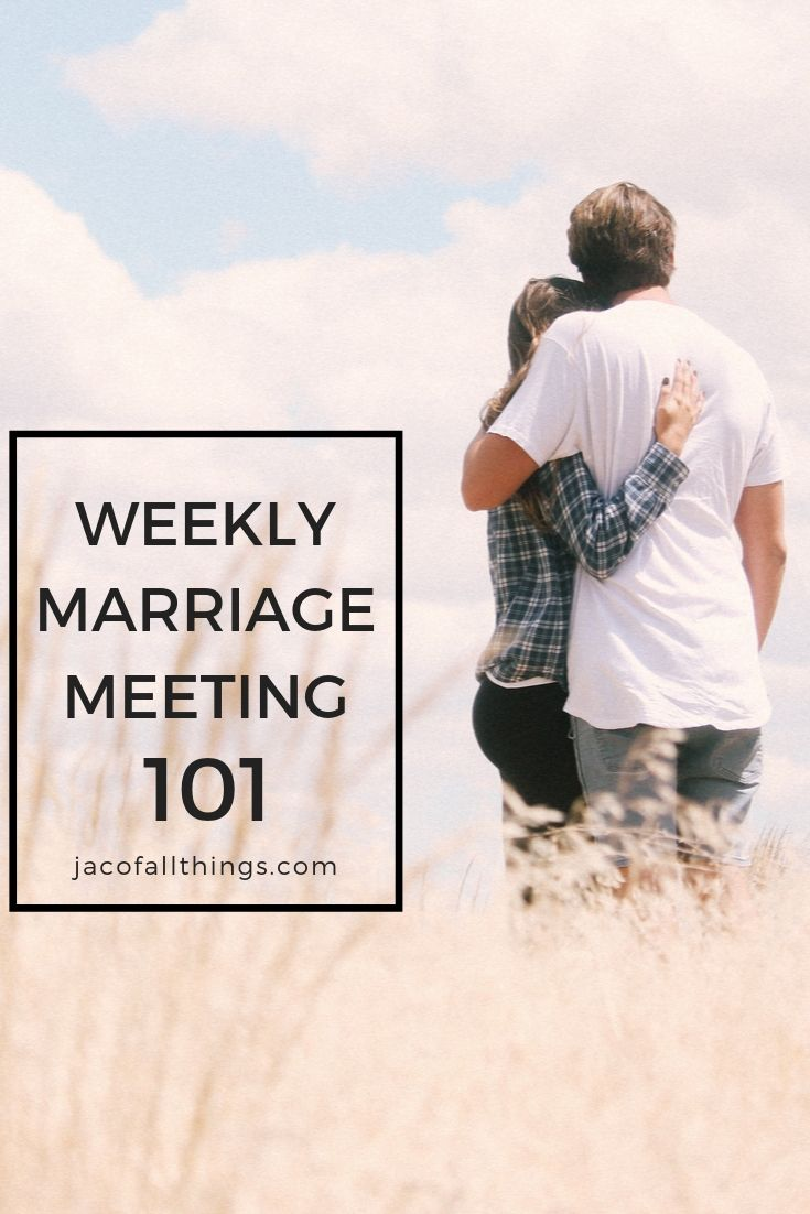 A weekly marriage meeting is so important for every marriage. Learn why this simple meeting matters so much and how you can start creating marriage meetings with your husband or wife. Complete with agenda topics and tips for success! #marriage #marriedlife #love