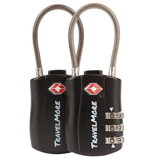 TSA Approved Travel Locks