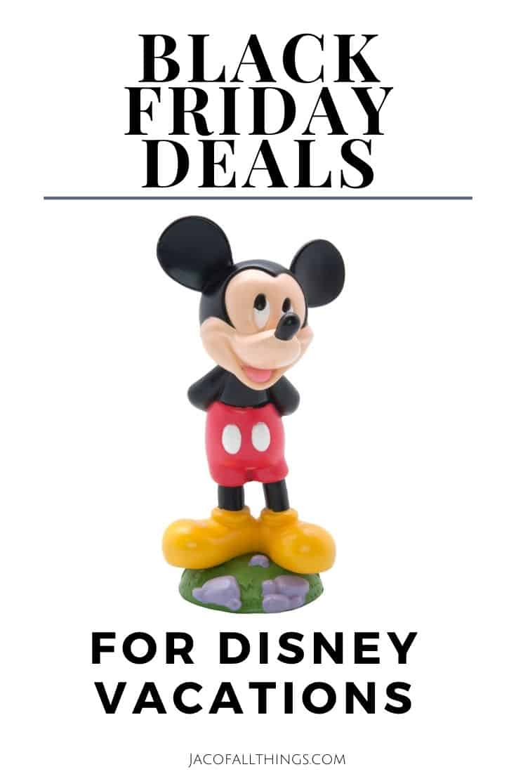 Shop Disney park essentials on sale for Black Friday and Cyber Monday! Get the best deal on these must have items for your next Disney vacation!