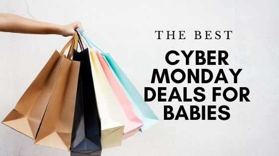 Cyber Monday deals for babies
