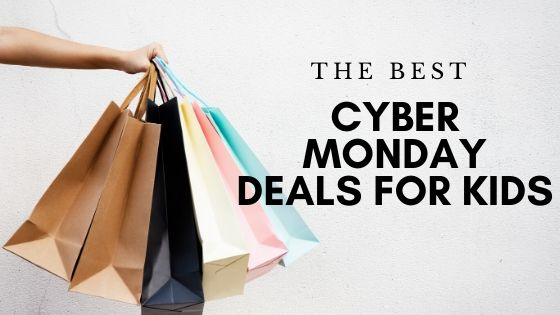 Cyber Monday deals for kids