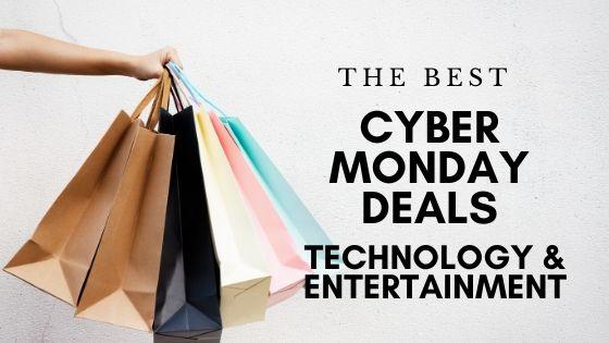Cyber Monday deals technology