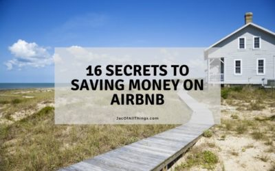 16 Secret Tips to Save Money on Airbnb