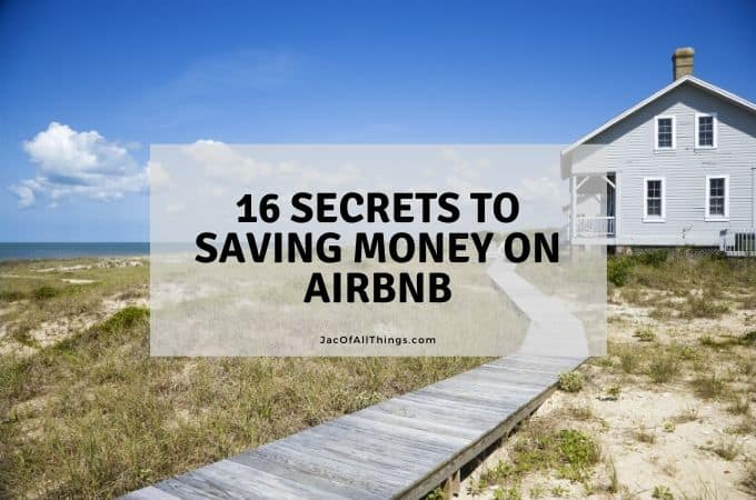 secret tips to save money on Airbnb