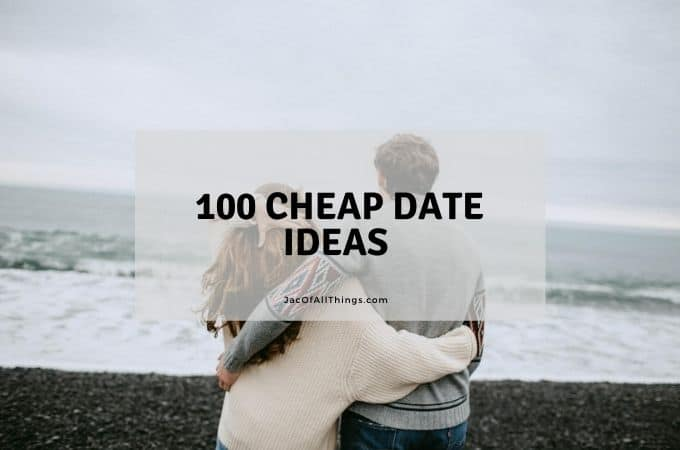 100 Cheap Date Ideas You Can't Resist