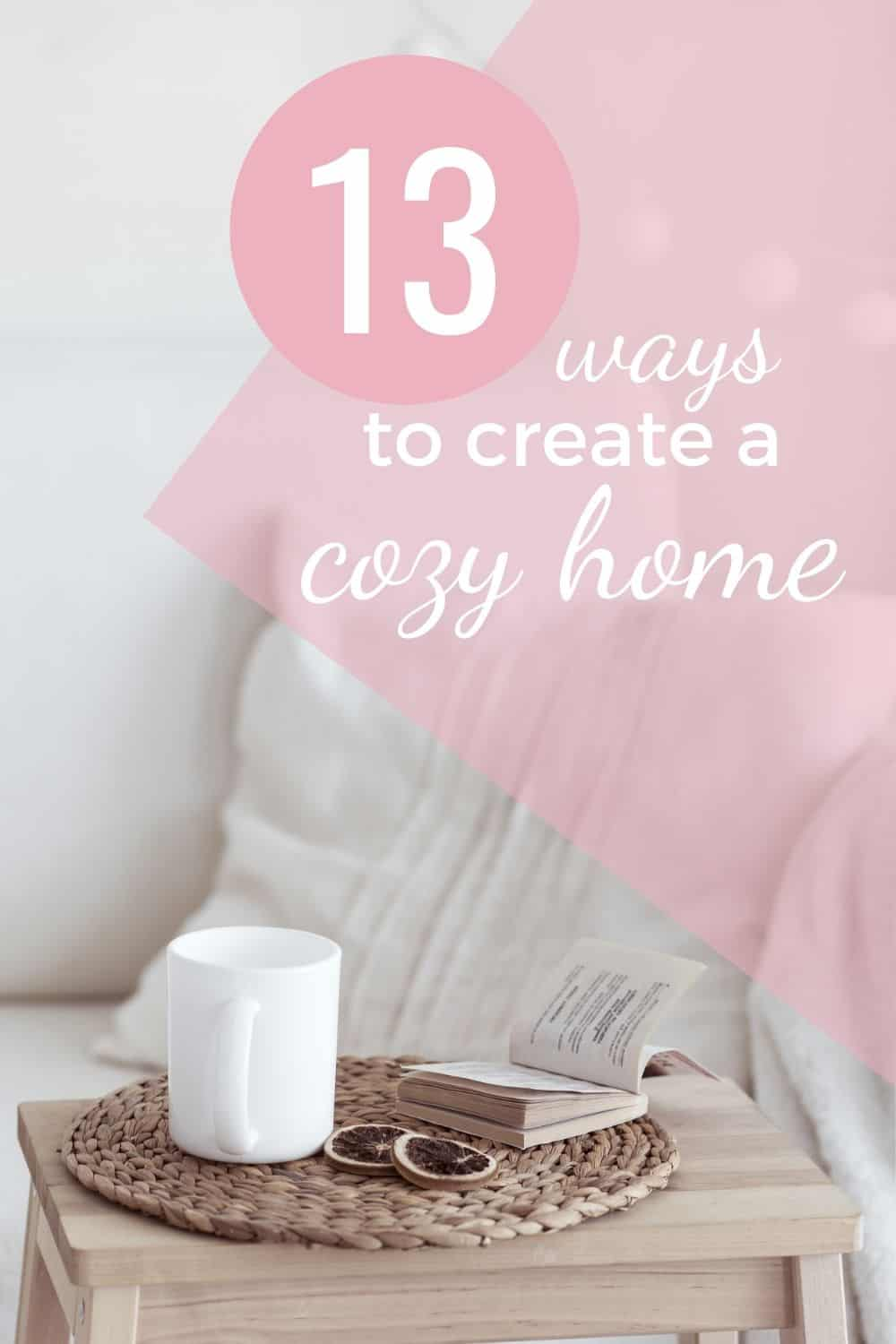 Create a cozy and inviting home with these simple tips. Learn how to turn your house into a home.